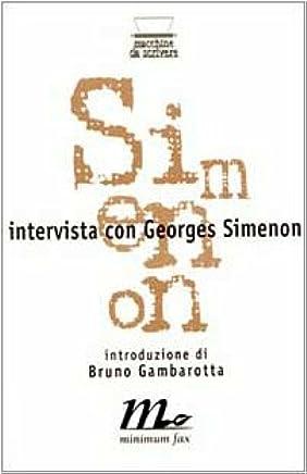 Intervista con Georges Simenon