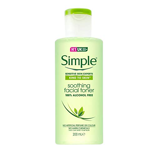 Simple Kind to Skin Soothing Facial Toner alcohol-free 200 ml