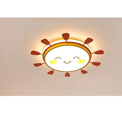 Lámpara de Techo Luz de la lámpara del techo del accesorio del techo en el blanco for las niñas dormitorio, habitación de los niños, los niños dormitorio Estudio Sala Redonda del accesorio de iluminac