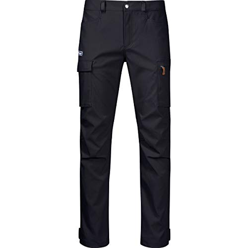 Bergans Nordmarka Pantalon Homme, Black Modèle XXL 2020