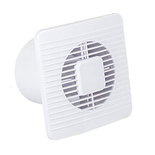 Bt exhaust fan Ventilador de Inodoro, Extractor de Pared, acristalamiento doméstico, Extractor de Inodoro