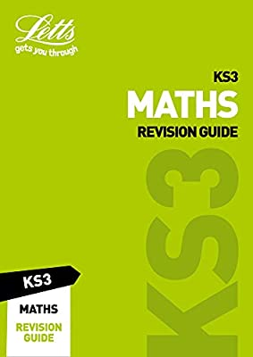 KS3 Maths Revision Guide (Letts KS3 Revision Success) by Letts