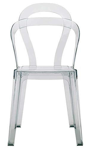 Scab Titi Chaise Transparent