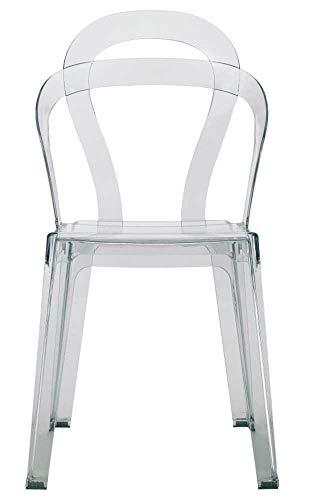 Scab Titi Chaise Transparent