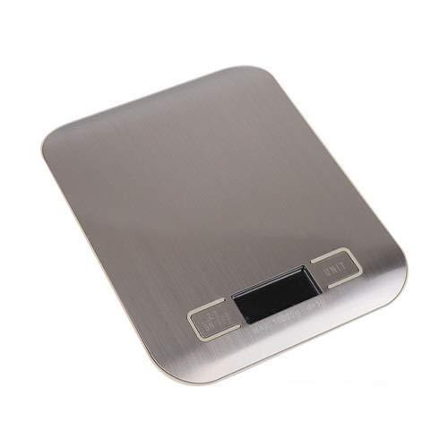 HXIYANG Báscula de cocina, 5/10 kg Báscula de cocina domé