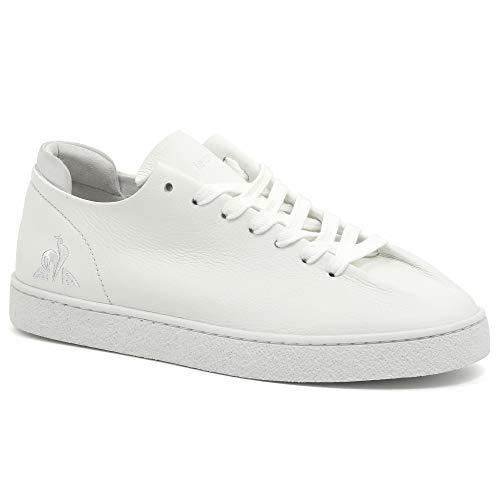 Le Coq Sportif Ace, Zapatillas Mujer, White, 38 EU