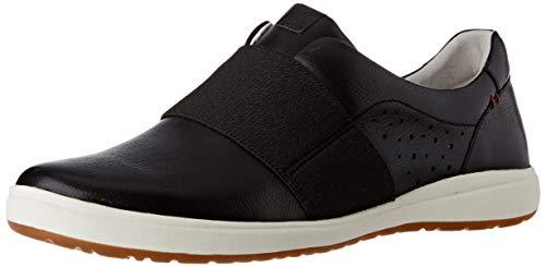 Josef Seibel Damen Caren 18 Slip On Sneaker, Schwarz (Schwarz 134 100), 38 EU
