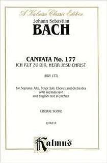 bach cantata 177