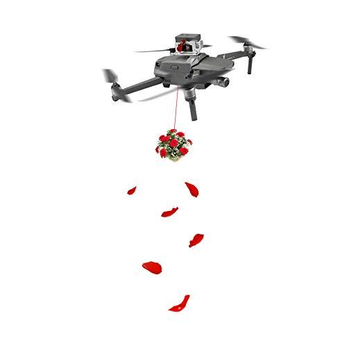 KINGDUO Rcgeek Air Thrower Pesca Anillo De Boda Regalos Delivery Sistema para dji Mavic 2 Pro/Zoom RC Drone
