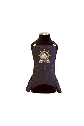 Trilly Tutti Brilli Andrea broek van jersey, thermische toepassing, blauw, S/M