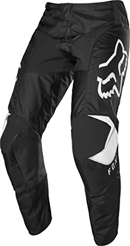 Fox Herren 180 Prix- Black Only Pants, Black/White, 34 EU