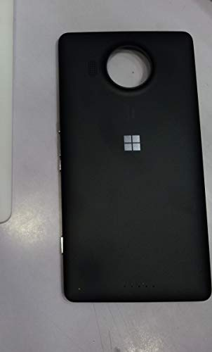 Back Cover Battery Door for Microsoft Lumia 950 with NFC - Black