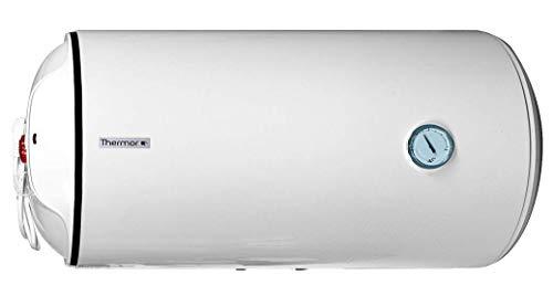 Thermor Groupe Atlantic Termo Electrico 100 litros Serie Concept   Calentador de Agua Horizontal, Instantaneo - Aislamiento de alta densidad