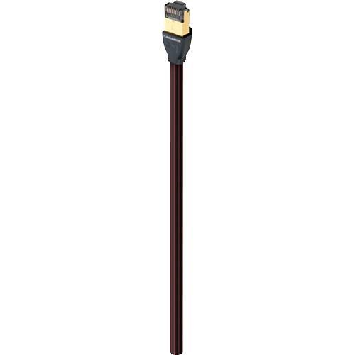 AudioQuest Cinnamon. RJ/E Network Cable. RJ45 - RJ45 Ethernet. 5.0 Metres