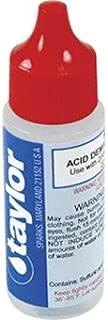 Taylor R-0005-A Acid Demand Water Test Reagent - 0.75oz