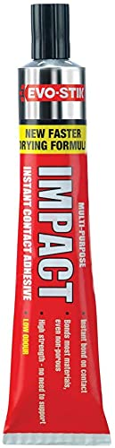 Impact Instant Contact Adhesive 30g Tube of Multi Purpose Glue High Strength