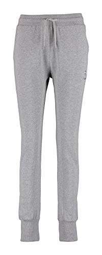 Hummel Damen Classic Bee Women's Glen Pants Jogginghose, Grey Melange, S