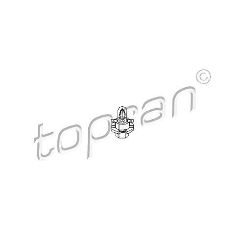 TOPRAN 104 366 Glühlampe, Instrumentenbeleuchtung