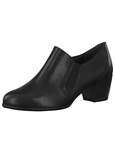 Tamaris Damen 1-1-24400-25 001 Slipper, schwarz, 41 EU