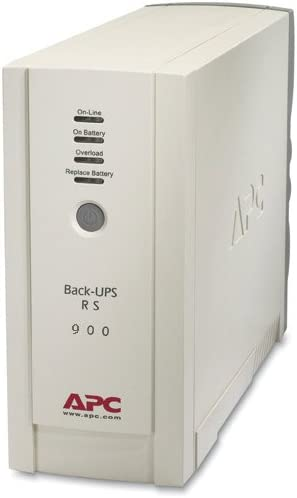 APC BACK-UPS RS BR900 900VA/540W UPS System (Discontinued by Manufacturer)
