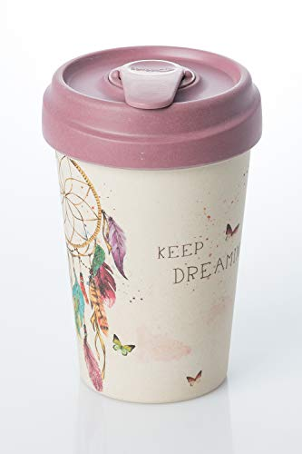 Coffe to go Becher Bamboo Cup (Dreamcatcher)