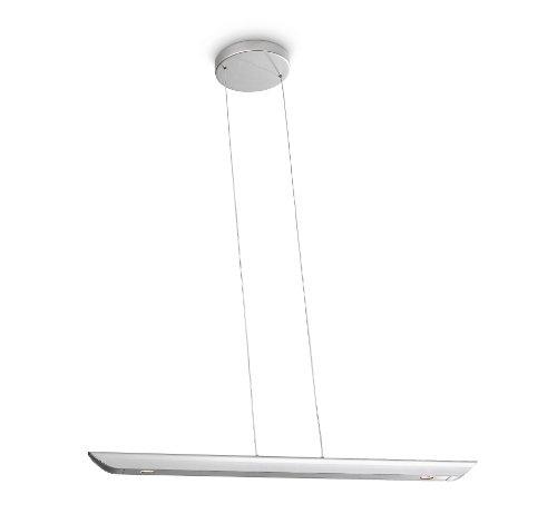 Philips Ledino Indoor LED-Pendelleuchte , alu