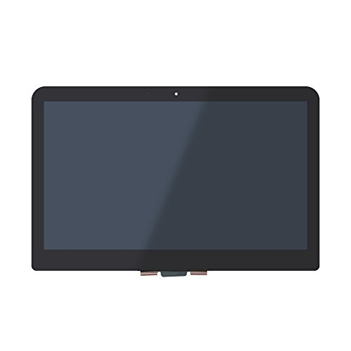 LCDOLED 13.3 inch 2560x1440 QHD IPS LED LCD Display Touch Screen Digitizer Assembly for HP Spectre X360 13-4116DX (NO Bezel)
