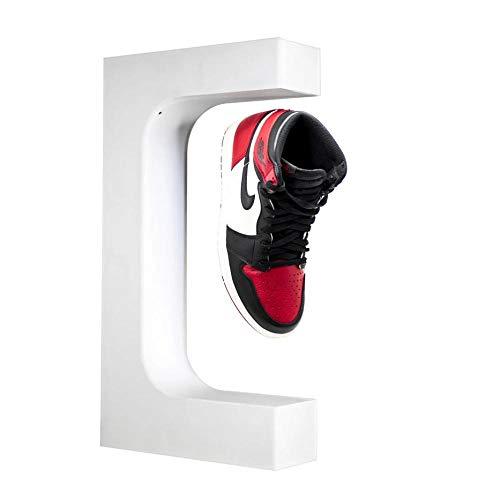 U/D Floating Shoes Display Magnetic Suspension Shoes Lamp 360' Levitating Shoe Display...