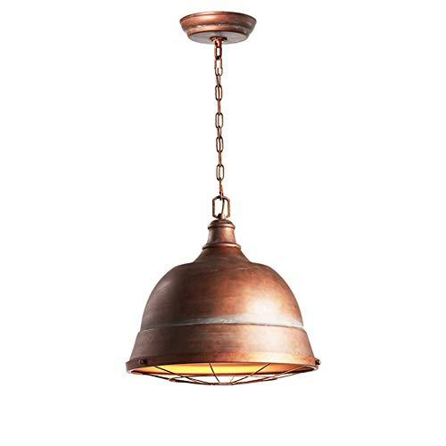 WYBW Novely Chandeliers- Lámpara Colgante Industrial Vintage Style Chandelier 2 Llamas Altura Ajustable Lámpara Colgante de Hierro Dormitorio Lámpara de Techo E27 Sala de Estar Cocina Comedor Ilumina