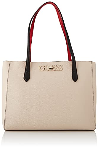 Guess, Uptown Chic Elite Tote para Mujer, Sml, Talla única