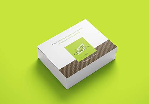 B Oti Complex, Integratore Alimentare Naturale con Vitamine del Gruppo B, Formato Blister da 60 capsule da 450 mg, Made in Italy