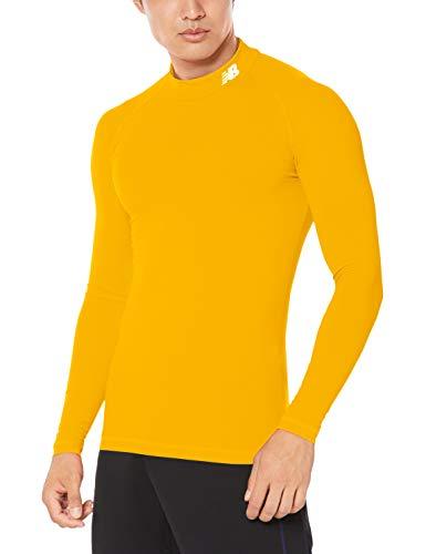 [ニューバランス] ロングスリーブ Tシャツ JMTF7380 メンズ YLW(イエロー) S