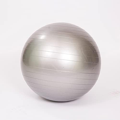 Pelota de Ejercicio, Massage Balls Pelota de Pilates Yoga Ball,Pelota De Ejercicio Yoga BalóN De Ejercicio Embarazo Gimnasio Ejercitador Suelo PéLvico Pelota Asiento Silla Oficina(Color:Yoga Ball,Si