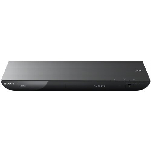 Sony BDP-S490 3D-Blu-ray Player (2D/3D, HDMI, Upscaler 1080p, iPhone/Android-steuerbar, DLNA) schwarz