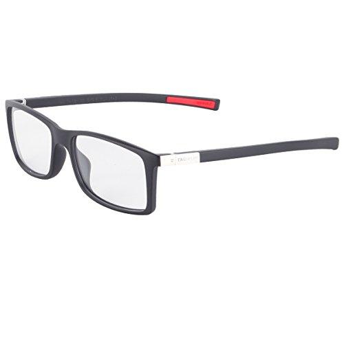 TAG Heuer Gafas para hombre 0511 Urban 7 de montura completa