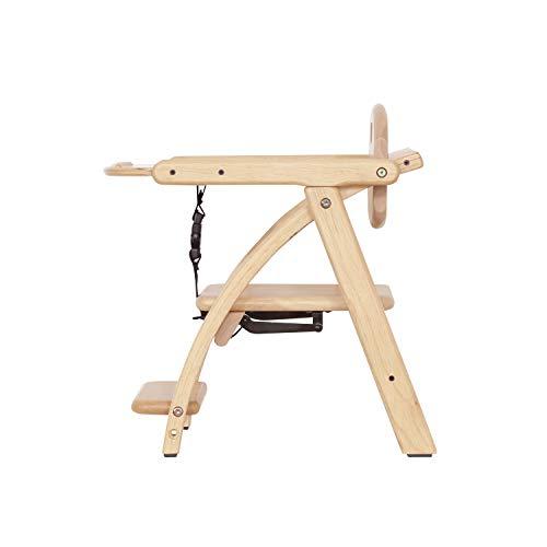 yamatoyaアーチ木製ローチェアIIIナチュラル