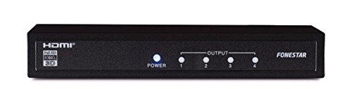 Fonestar fo-524–Spender HDMI 1x 4