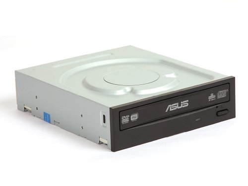 Asus 24x DVD-RW Serial-ATA Internal OEM Optical Drive DRW-24B1ST Black(user guide is included)
