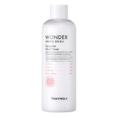 [TONYMOLY] Wonder Ceramide Mocchi Toner 500ml / [トニーモリー] ワンダーセラミドモチトナー500ml [並行輸入品]