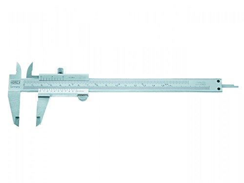 Taschenmessschieber analog, Messlänge 100 mm