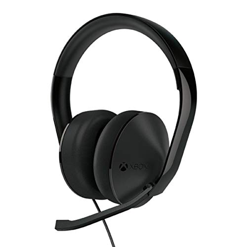 Microsoft Xbox One Stereo Headset (Headset Only, No Adapters)