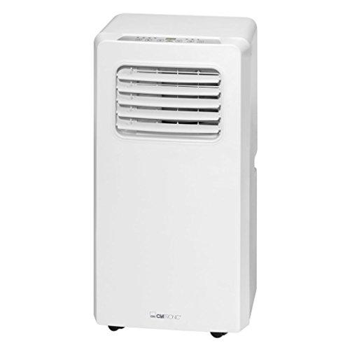 Clatronic CL 3671–Climatizador portátil, eficiencia energética A, Fresco Potencia 7000btu, Pantalla LED, Mando a Distancia