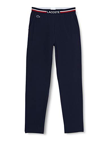 Lacoste Herren 3H3461 Schlafanzughose, Blau (Marine), X-Large