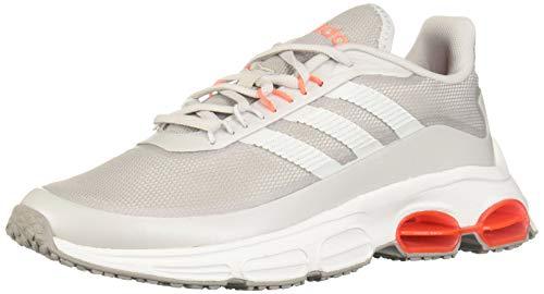 adidas Damen Quadcube Laufschuhe, Grau (Dash Grey/Dash Grey/Grey Two F17), 39 1/3 EU