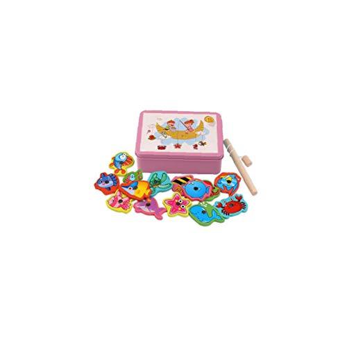 Juguetes el juego de pesca de pesca juego Juego magnético Toddle Juguetes...