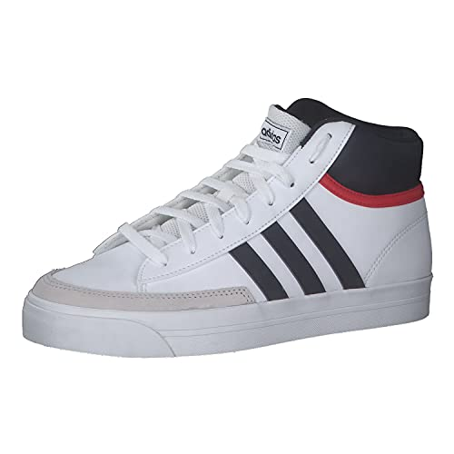 adidas Retrovulc Mid, Chaussures de Fitness Homme, Blanc...