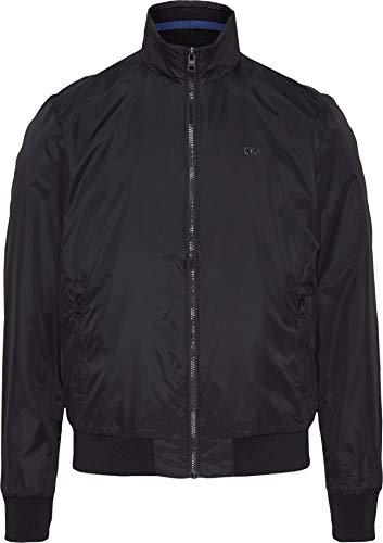 Calvin Klein Core Nylon Jacket Giacca, CK Nero, M Uomo