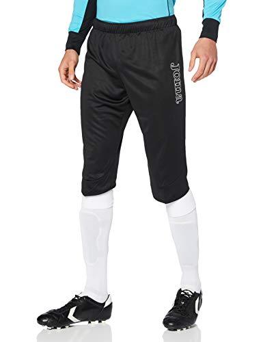 Joma Vela - Pantaloni da Uomo, Colore Nero Taglia M