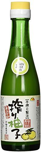Yuzuya Yuzu-Frucht-Direktsaft mit 100 % Fruchtsaftgehalt – Natürlicher Fruchtsaft, frei von Konservierungs- und Farbstoffen und ohne zugesetzten Zucker – 1 x 200 ml