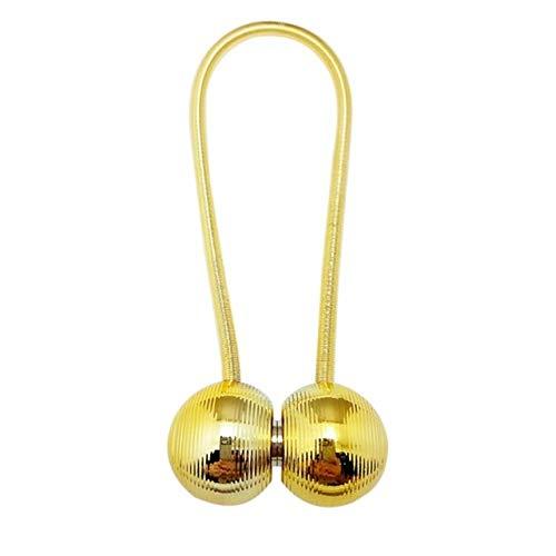 Youze stropdasclip, 1 stuks drie kleuren clip voor magneetgordijn Optioneel dasspeld clip voor gesp